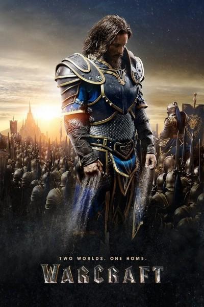 Caratula, cartel, poster o portada de Warcraft: El Origen