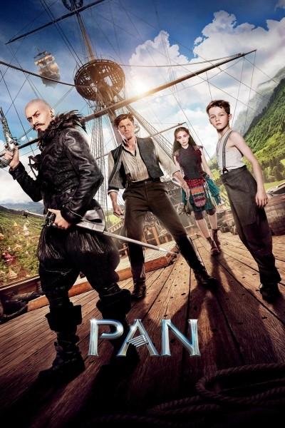 Caratula, cartel, poster o portada de Pan (Viaje a Nunca Jamás)