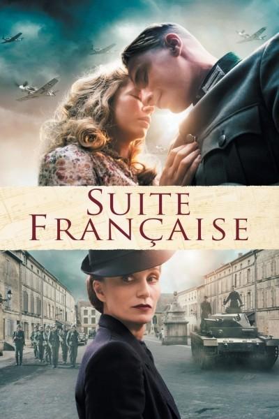 Caratula, cartel, poster o portada de Suite francesa