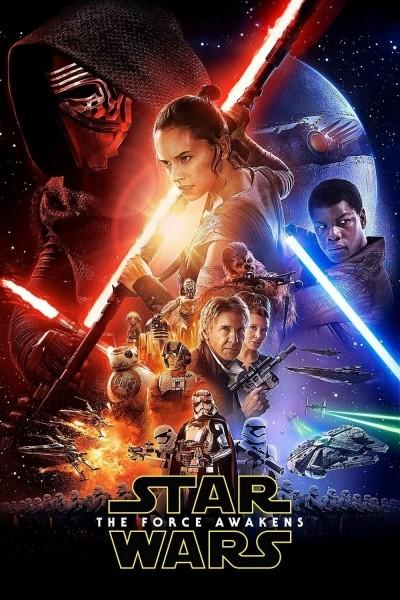 Caratula, cartel, poster o portada de Star Wars: El despertar de la Fuerza