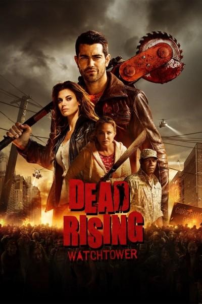 Caratula, cartel, poster o portada de Dead Rising: Watchtower