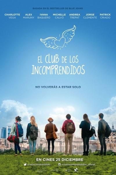 Caratula, cartel, poster o portada de El club de los incomprendidos