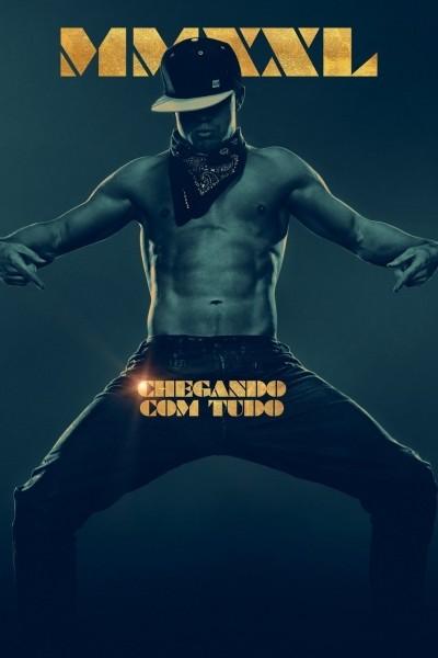 Caratula, cartel, poster o portada de Magic Mike XXL