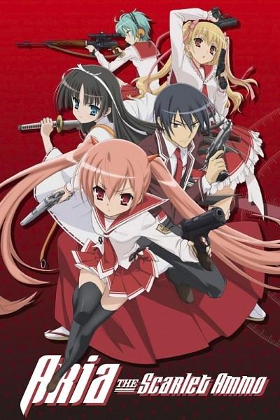 Caratula, cartel, poster o portada de Aria the Scarlet Ammo