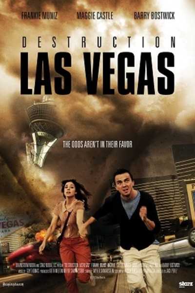 Caratula, cartel, poster o portada de Destrucción total: Las Vegas