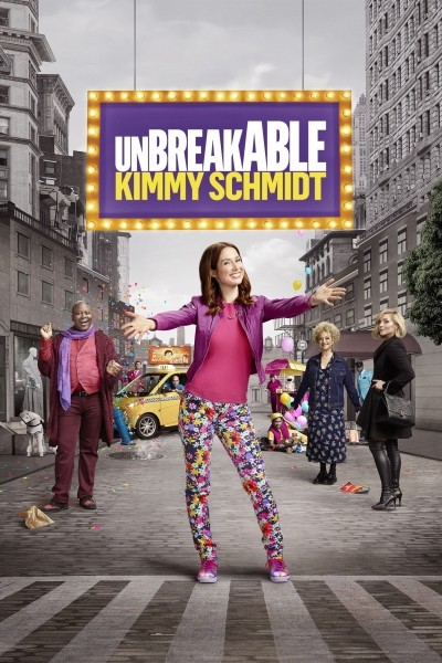 Caratula, cartel, poster o portada de Unbreakable Kimmy Schmidt
