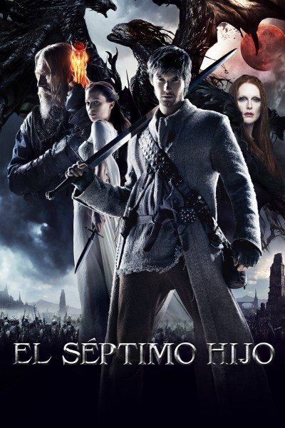 Caratula, cartel, poster o portada de El séptimo hijo