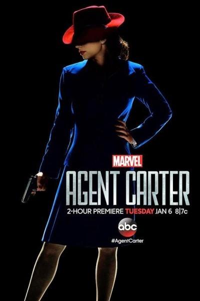 Caratula, cartel, poster o portada de Agent Carter