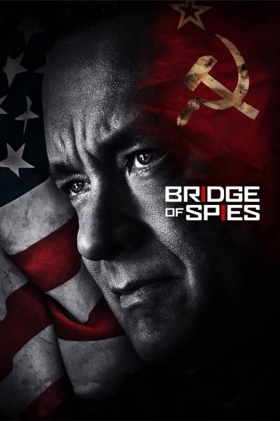Caratula, cartel, poster o portada de El puente de los espías