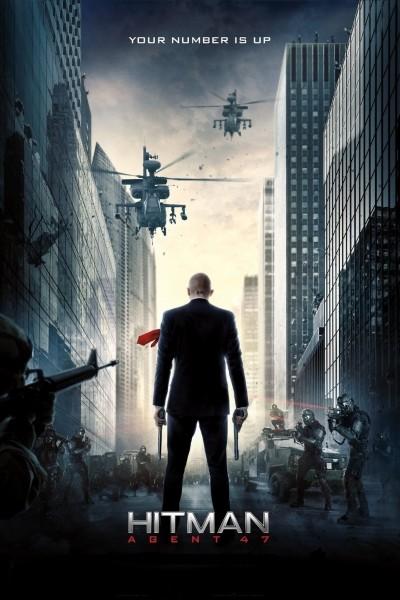 Caratula, cartel, poster o portada de Hitman: Agente 47