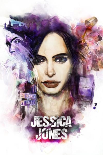 Caratula, cartel, poster o portada de Jessica Jones