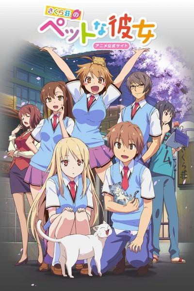 Caratula, cartel, poster o portada de The Pet Girl of Sakurasou