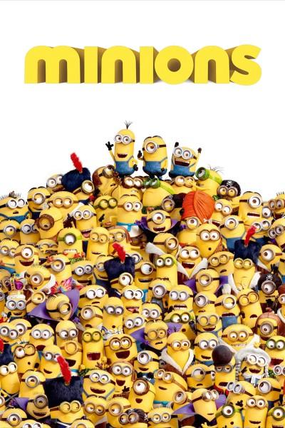 Caratula, cartel, poster o portada de Los Minions