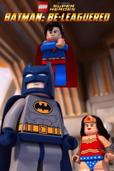 Caratula, cartel, poster o portada de Lego: Batman fichado