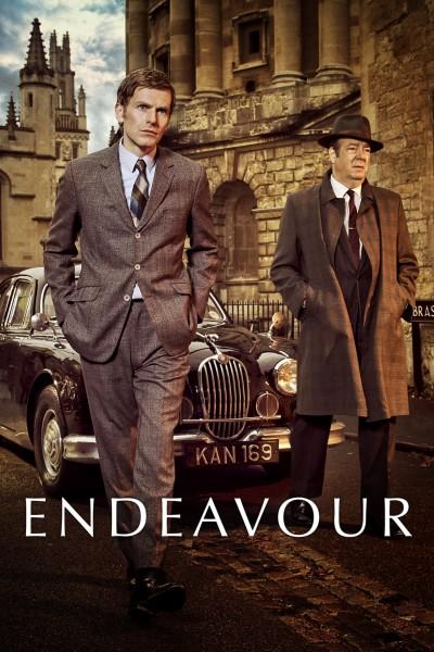 Caratula, cartel, poster o portada de Endeavour
