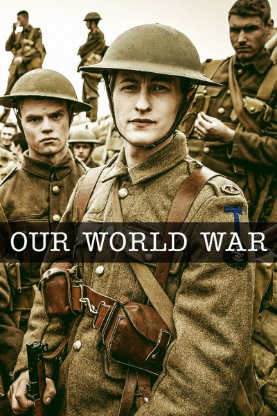 Caratula, cartel, poster o portada de Our World War