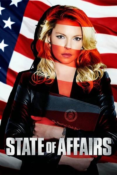 Caratula, cartel, poster o portada de Asuntos de estado