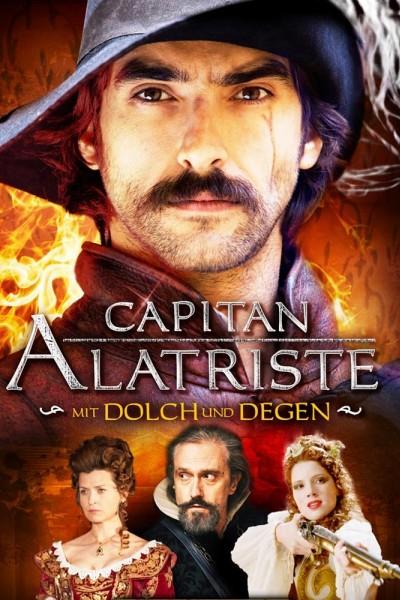 Caratula, cartel, poster o portada de Las aventuras del Capitán Alatriste
