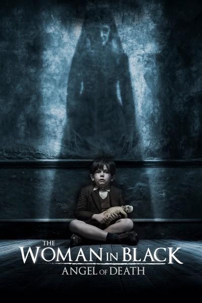 Caratula, cartel, poster o portada de La mujer de negro: El ángel de la muerte