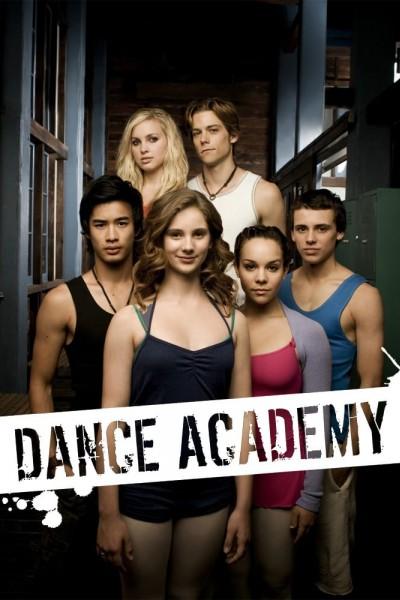 Caratula, cartel, poster o portada de Academia de baile