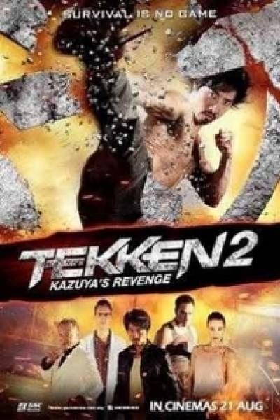 Caratula, cartel, poster o portada de Tekken 2: Kazuya\'s Revenge