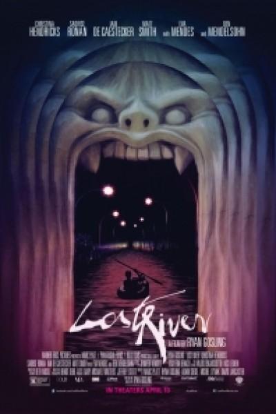 Caratula, cartel, poster o portada de Lost River