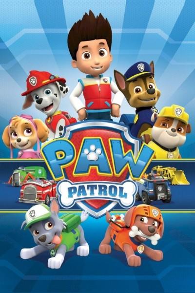 Caratula, cartel, poster o portada de La patrulla canina