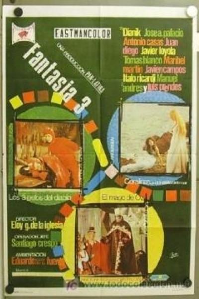 Caratula, cartel, poster o portada de Fantasía... 3