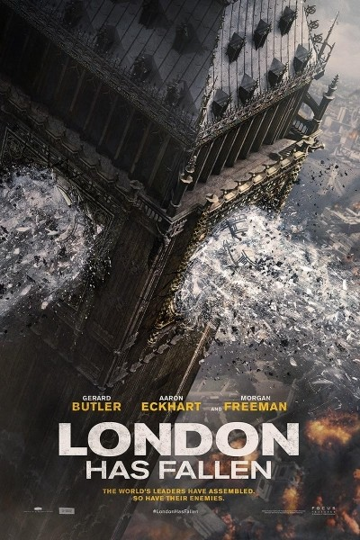 Caratula, cartel, poster o portada de Objetivo: Londres