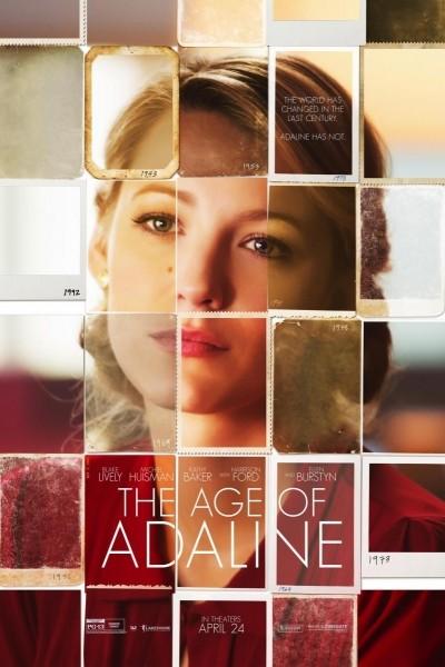 Caratula, cartel, poster o portada de El secreto de Adaline