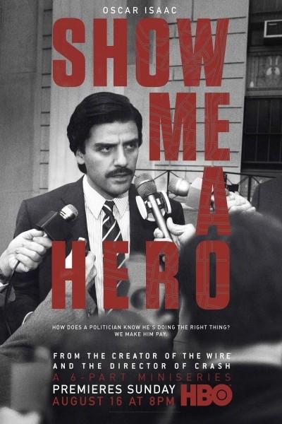 Caratula, cartel, poster o portada de Show Me a Hero