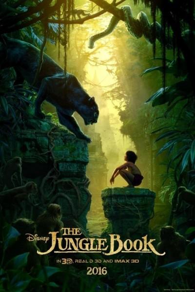 Caratula, cartel, poster o portada de El libro de la selva