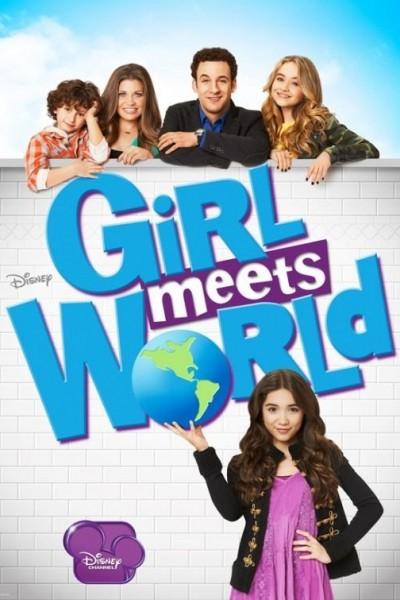 Caratula, cartel, poster o portada de Riley y el mundo