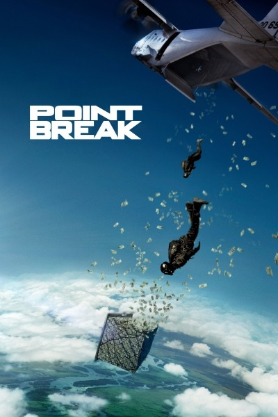 Caratula, cartel, poster o portada de Point Break
