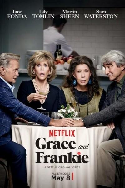 Caratula, cartel, poster o portada de Grace and Frankie
