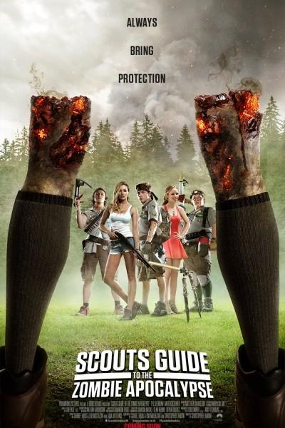 Caratula, cartel, poster o portada de Zombie Camp