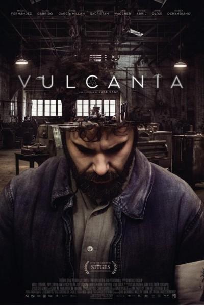Caratula, cartel, poster o portada de Vulcania