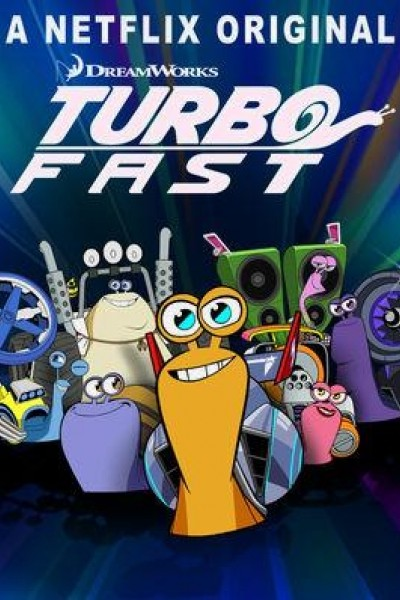 Caratula, cartel, poster o portada de Turbo: FAST