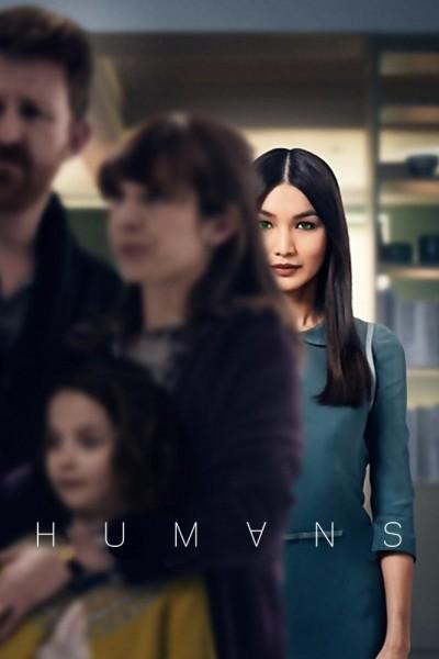 Caratula, cartel, poster o portada de Humans