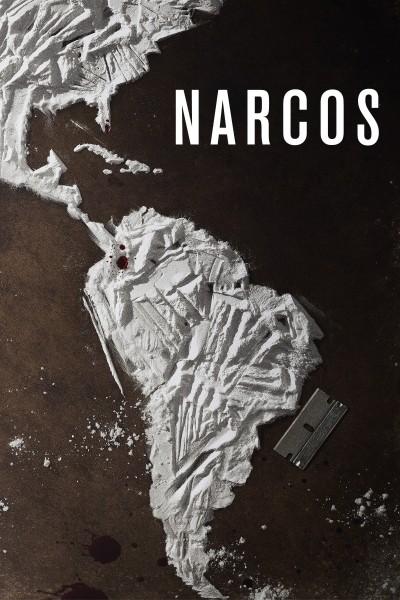 Caratula, cartel, poster o portada de Narcos