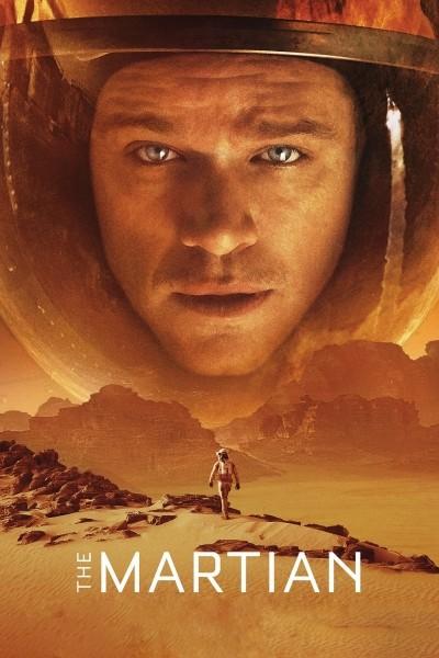 Caratula, cartel, poster o portada de Marte (The Martian)