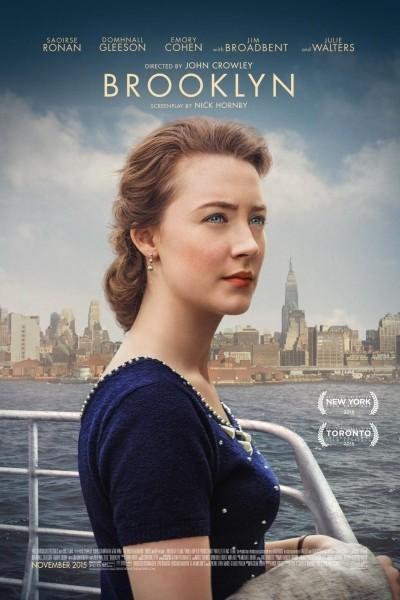 Caratula, cartel, poster o portada de Brooklyn