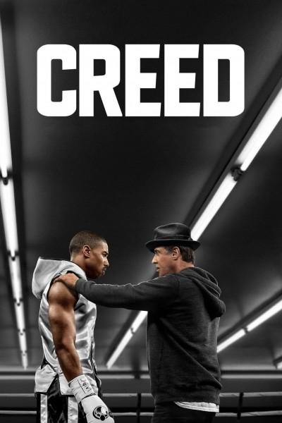 Caratula, cartel, poster o portada de Creed. La leyenda de Rocky