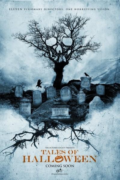 Caratula, cartel, poster o portada de Cuentos de Halloween