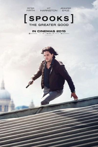 Caratula, cartel, poster o portada de Doble identidad: Jaque al MI5