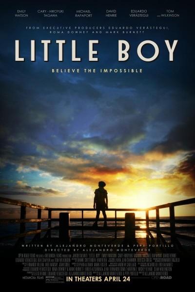 Caratula, cartel, poster o portada de Little Boy