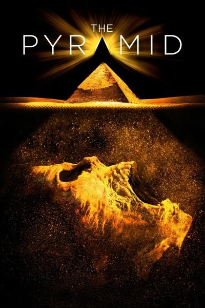 Caratula, cartel, poster o portada de La pirámide