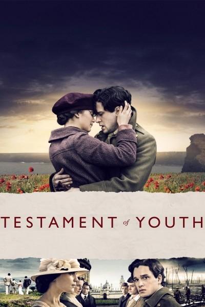 Caratula, cartel, poster o portada de Testamento de juventud