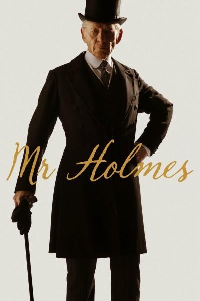 Caratula, cartel, poster o portada de Mr. Holmes