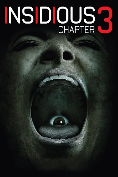 Caratula, cartel, poster o portada de Insidious: Capítulo 3